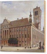City Hall At Thorn Wood Print