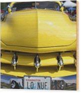 Classic Car No. 11 Wood Print