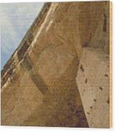 Cliff Palace Wood Print