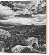 Colorado Beauty Wood Print