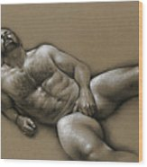 Comfort  Wood Print