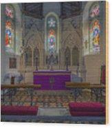 Complete Faith Wood Print