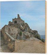 Corbara - Corsica Wood Print