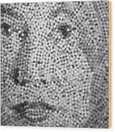 Photograph Of Cork Art Wood Print
