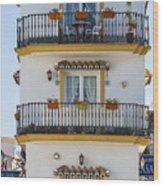 Costa Del Sol   Spain Wood Print