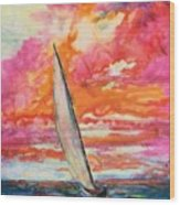 Crayola Collection Wood Print