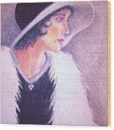 Delanna Wood Print