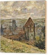 Dieppe Wood Print