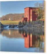 Dillard Mill Wood Print