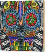 Dod Art 123ll Wood Print