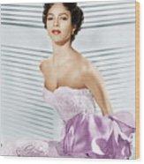 Dorothy Dandridge, Ca. 1950s Wood Print