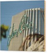 Eden Roc Hotel Miami Beach Wood Print