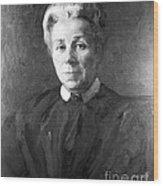 Elizabeth Garrett Anderson, English Wood Print