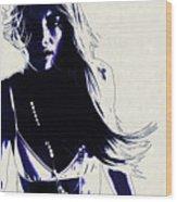 Elyse Taylor Wood Print