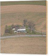 Erdenheim Farm Wood Print by Duncan Pearson