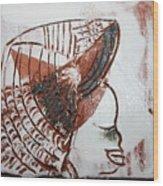 Eugenie - Tile Wood Print