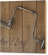 Fathers Day Wood Print