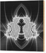 Fibonacci Beetle  Wood Print
