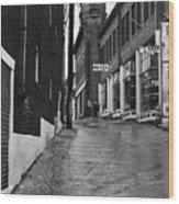 Film Noir Sylvia Sidney Lee Marvin Violent Saturday 1955 1 Brewery Gulch Bisbee Arizona 1967 Wood Print