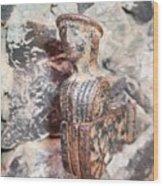 Findings On Goree Island Wood Print
