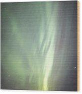 Spacial Light Wood Print