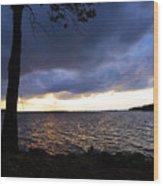 Fisherman's Paradise Wood Print