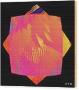 Fleuron Composition No. 77 Wood Print