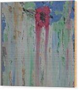 Flori Wood Print
