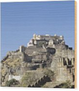 Fort Kumbhalgarh Wood Print