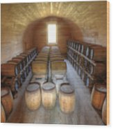 Fort Moultrie Powder Magazine Wood Print