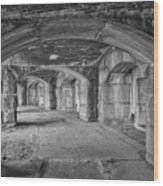 Hall Of Echoes Wood Print