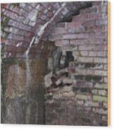 Fort Warren 7140 Wood Print