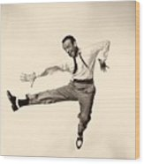 Fred Astaire In Daddy Long Legs 1955 Wood Print