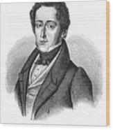 Frederic Chopin (1810-1849) Wood Print