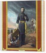 General Us Grant Wood Print
