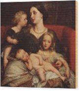 George Augustus Frederick Cavendish Wood Print