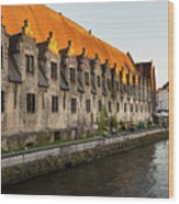 Ghent2 Wood Print