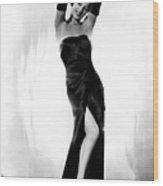 Gilda, Rita Hayworth, 1946 Wood Print