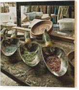 Glassblower Sessions 14 Wood Print