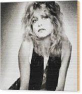 Goldie Hawn, Actress Wood Print
