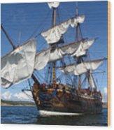 Gothenburg Wood Print