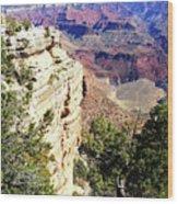 Grand Canyon13 Wood Print