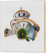 Greek Orthodox Church Wood Print