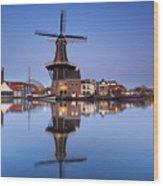 Haarlem Wood Print