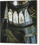 Hagia Sofia, Istanbul Wood Print