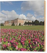 Hampton Court Palace London Uk Wood Print