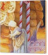 Hansel  Gretel 016 Paulozelinsky Sqs Paul O Zelinsky Wood Print