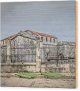 Havana Wood Print