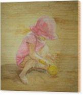 Hawee Wood Print