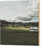 Heaven - West Virginia Wood Print